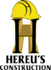 Hereu's Construction Logo